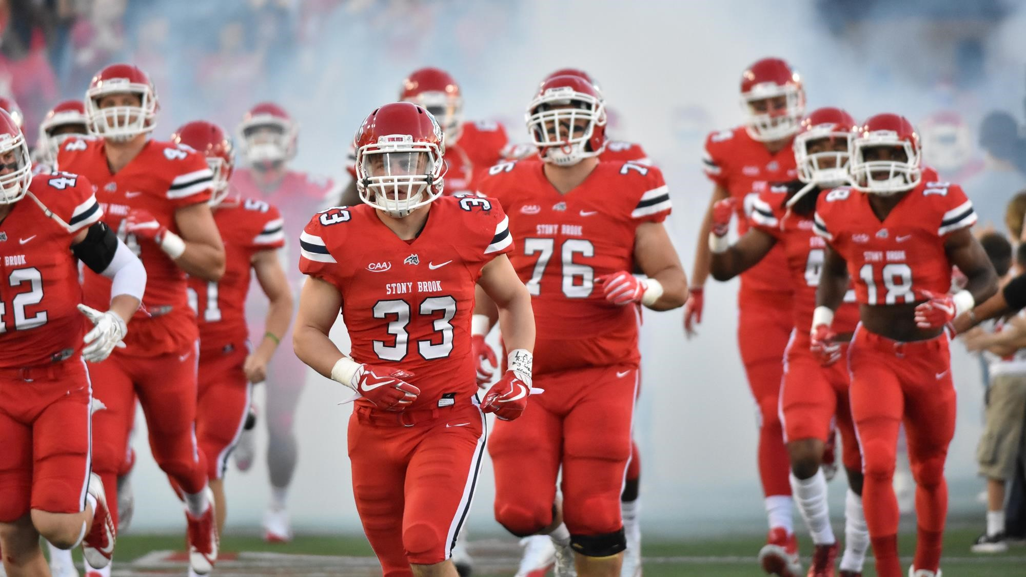 FIRST LOOK: 1st Round of FCS Playoffs: The Stony Brook Seawolves